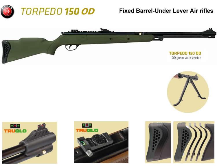 Hatsan Torpedo 150