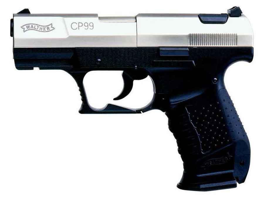 UMAREX Walther СР 99 Nickel