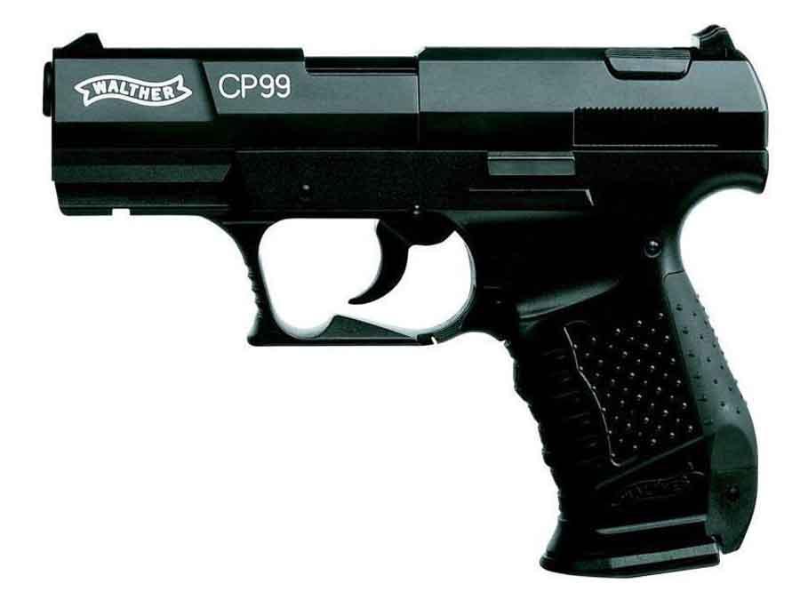 Пневматический пистолет UMAREX Walther СР 99