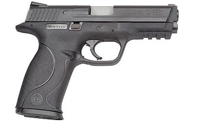 Пистолет пневматический Smith & Wesson Military & Police Black