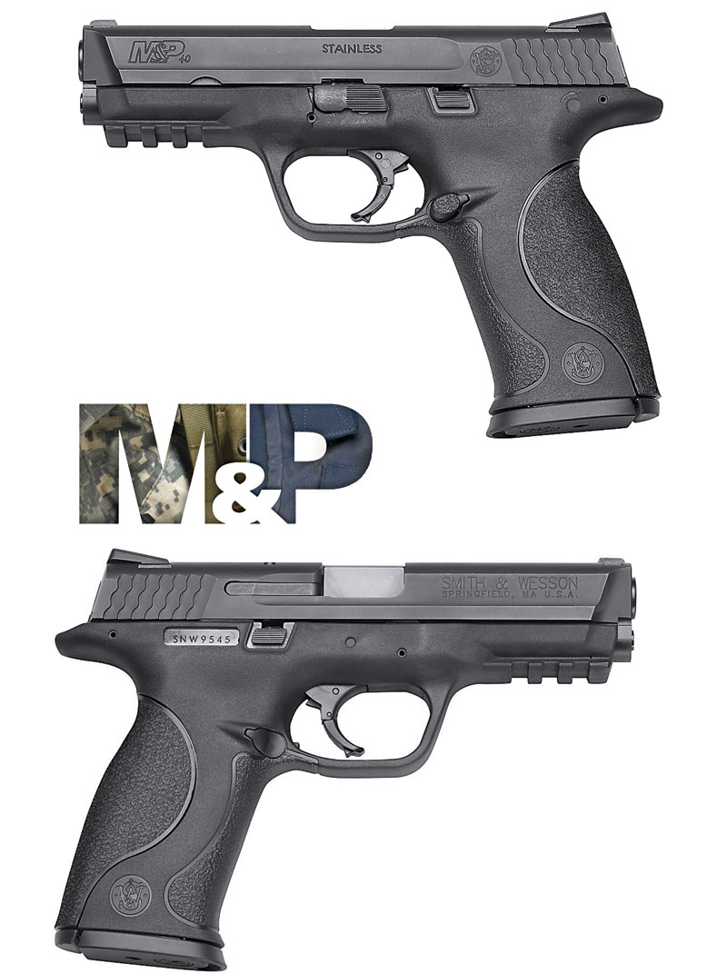 Smith & Wesson Military & Police