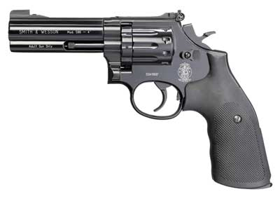 Револьвер пневматический UMAREX Smith and Wesson 586