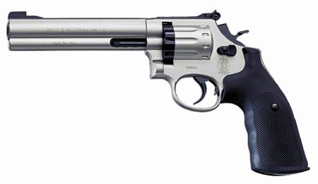 Револьвер пневматический UMAREX Smith and Wesson 686