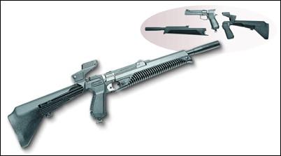 Пневматическая винтовка-трансформер МР-651-07 КС