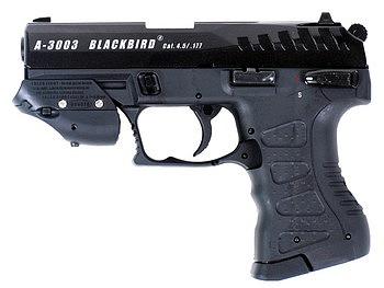 Пистолет Anics A-3003 Blackbird