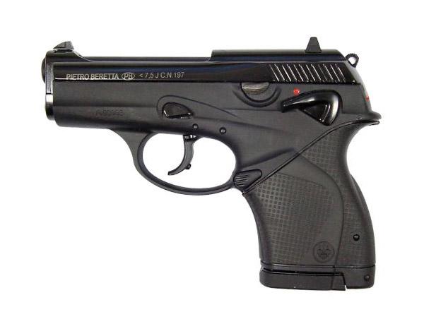 Пневматический пистолет Beretta Anics А-9000S