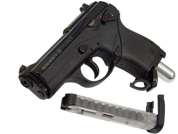 Пистолет Beretta Anics А-9000S