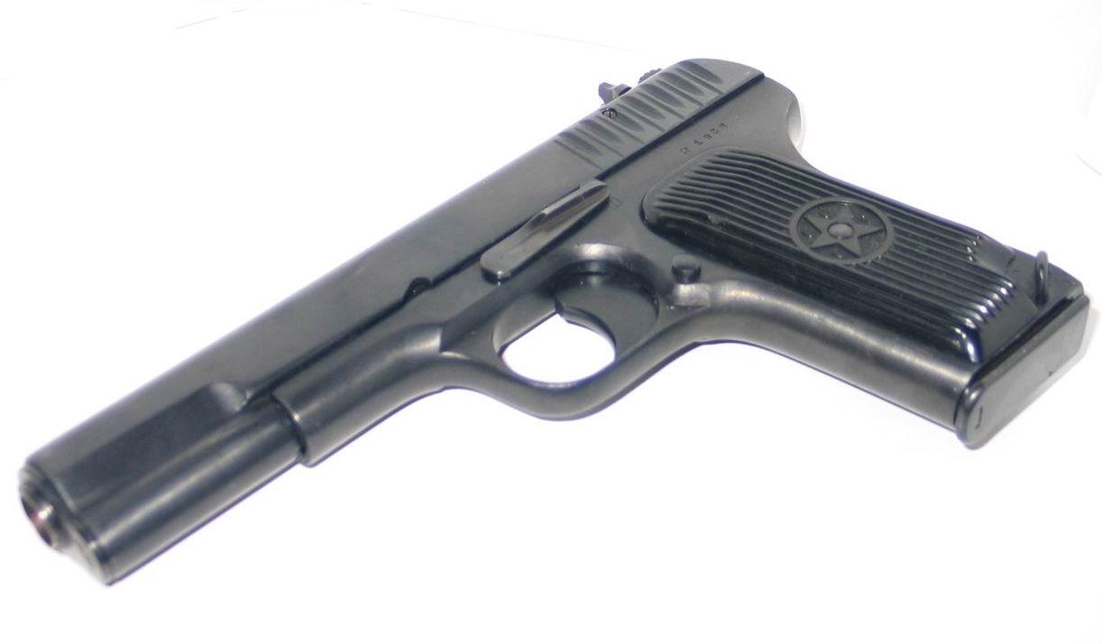 Пистолет пневматический МР-656К (ТТ)