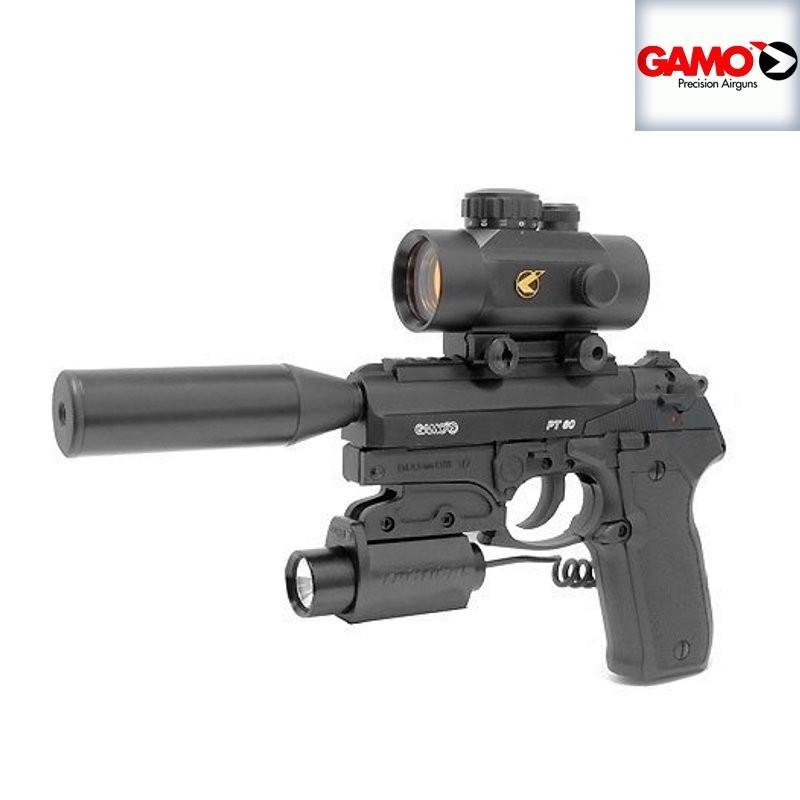Пневматический пистолет Gamo PT 80