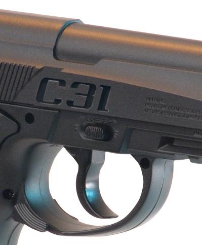 Пистолет Crosman C31