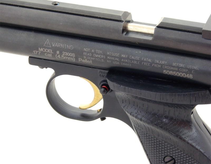 Пистолет Crosman 2300 S