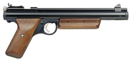 Пневматический пистолет Crosman HB17