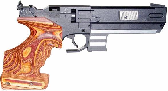 Пневматический пистолет ROHM TWINMASTER TRAINER