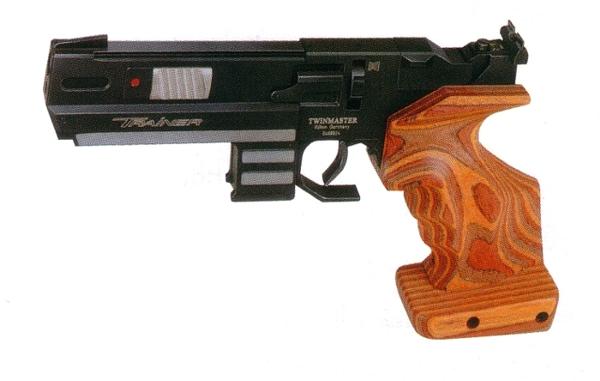 Пистолет ROHM TWINMASTER TRAINER