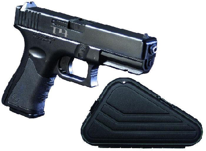 Пистолет Crosman T4CS