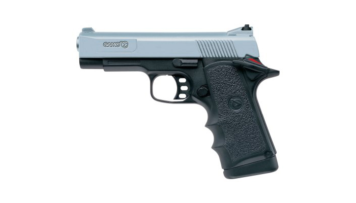 Пистолет пневматический GAMO V3 Nickel