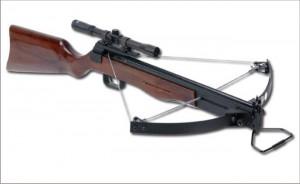 Арбалеты винтовочного типа