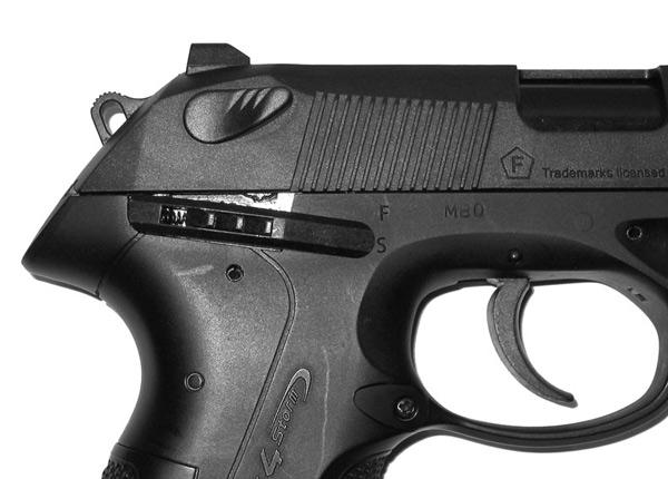 Beretta Px4 Storm от Umarex