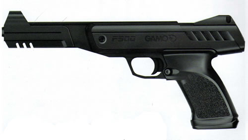 Пневматический пистолет-переломка Gamo P-900