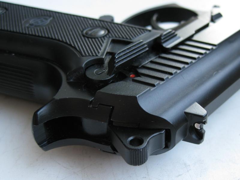 Пневматический пистолет CyberGun GSG 92
