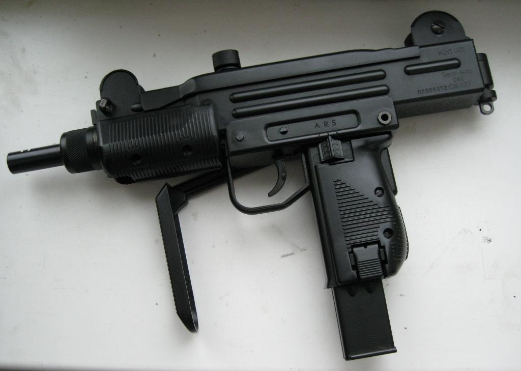 Полуавтоматический пистолет-пулемёт CyberGun MINI UZI
