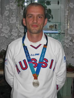 Три «золота» Сергея Полякова на турнире стрелков из пневматики в Чехии