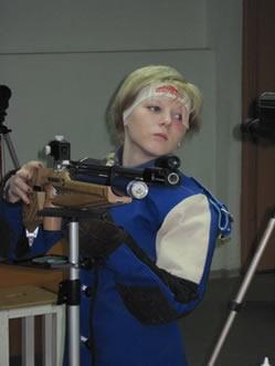 Результаты сборной Рязанской области на соревнования по стрельбе из пневматики