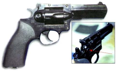 Пневматический револьвер Аникс A 201