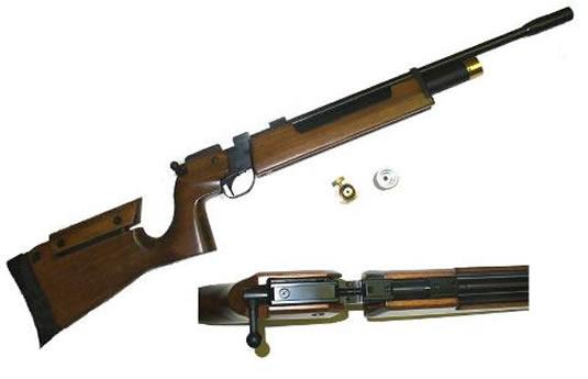 Современная классификация пневматических винтовок