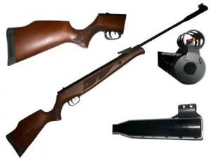 Правильный ввод винтовки в эксплуатацию