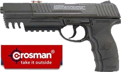 Пневматические пистолеты crosman для тех кто ценит качество и дизайн