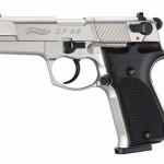 Пневматический пистолет UMAREX Walther CP 88 Nickel