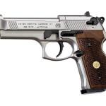 Пневматический пистолет Umarex Beretta M92 FS Nickel